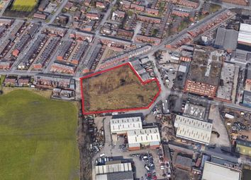 Thumbnail Land for sale in Land At, Campbell Street, Bolton, Lancashire