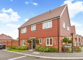 Thumbnail 4 bed detached house for sale in Rosings Grove, Medstead, Hampshire