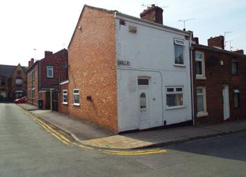 Thumbnail 2 bedroom end terrace house for sale in Okell Street, Runcorn, Cheshire