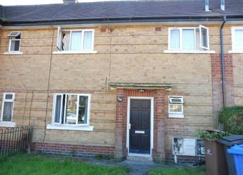 Thumbnail 1 bed terraced house for sale in Mayfield Road, Chaddesden, Derby
