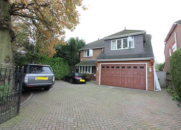 Thumbnail 5 bed detached house to rent in Hersham Road, Walton-On-Thames