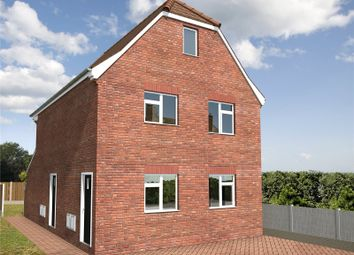 Thumbnail 2 bed flat for sale in Hawthorn Road, Newbury, Berkshire