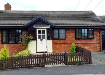 Thumbnail 2 bedroom detached bungalow for sale in LD1, Llandrindod Wells,