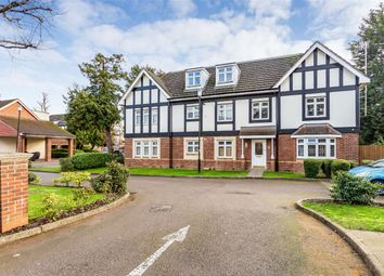 Thumbnail 2 bed flat for sale in The Moorings, Aldenham Road, Bushey, Hertfordshire