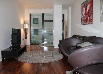 Thumbnail 2 bedroom flat to rent in South Quay Square, London