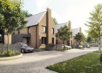 Thumbnail 4 bed detached house for sale in The Barnes, Westbury