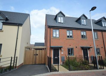 Thumbnail 3 bedroom terraced house for sale in Smithy Way, Lawley, Telford