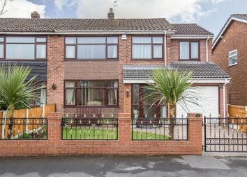 Thumbnail 4 bed semi-detached house for sale in Essex Road, Standish, Wigan