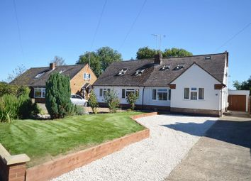 Thumbnail 3 bed semi-detached bungalow for sale in The Hyde, Weston Turville, Aylesbury