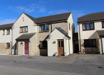 Thumbnail 3 bed end terrace house for sale in Park An Harvey, Helston