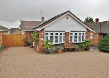 Thumbnail 3 bed detached bungalow for sale in Dormy Close, Sarisbury Green, Southampton, Hampshire