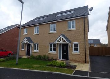 Thumbnail 3 bed semi-detached house for sale in Holmes Meadow, Redhouse Park, Milton Keynes