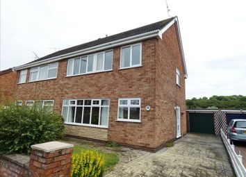 Thumbnail 3 bed semi-detached house for sale in Plymouth Road, Scunthorpe