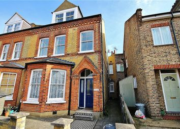 Thumbnail 3 bed flat for sale in Erpingham Road, Putney