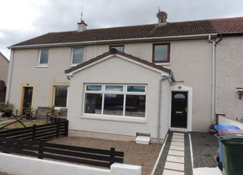 Thumbnail 4 bed terraced house for sale in North Covesea Terrace, Lossiemouth