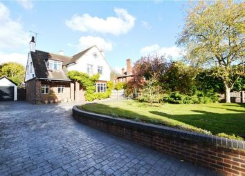 Thumbnail 3 bed detached house for sale in Waverley Road, Farnborough, Hampshire