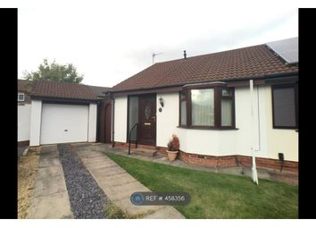 Thumbnail 2 bed bungalow to rent in Hetton Close, Billingham