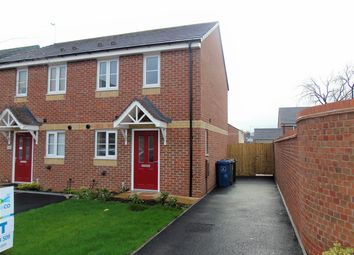 Thumbnail 2 bed semi-detached house to rent in Doney Place, Stone