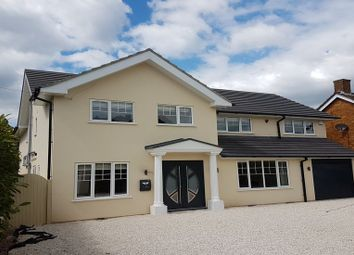 Thumbnail 5 bed detached house to rent in Cherry Tree Road, Beaconsfield