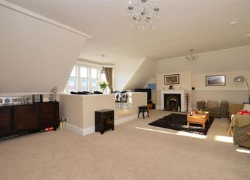 Thumbnail 3 bed flat for sale in Sandgate Road, Folkestone, Kent