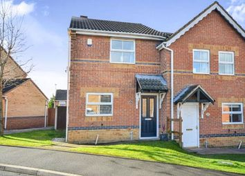Thumbnail 2 bed semi-detached house for sale in The Headstocks, Huthwaite, Nottinghamshire, Notts