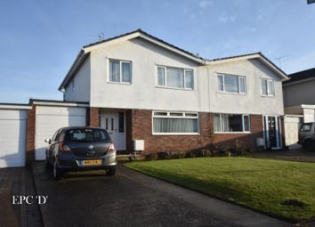 Thumbnail 3 bedroom semi-detached house for sale in Meadowside, Thornbury, Bristol