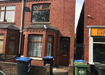 Thumbnail 3 bed end terrace house to rent in Craven Road, Rugby