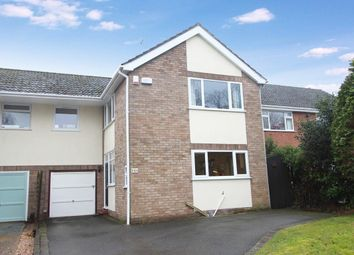 Thumbnail 3 bed property to rent in Dunchurch Road, Rugby