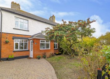 Thumbnail 3 bed semi-detached house for sale in Rectory Road, Wivenhoe, Colchester, Essex