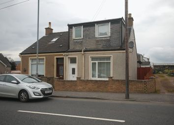 Thumbnail 3 bed cottage for sale in Benhar Road, Shotts