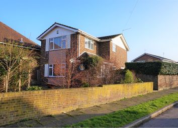 Thumbnail 3 bed detached house for sale in Joy Lane, Whitstable