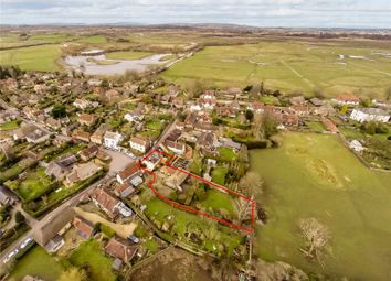 Thumbnail 4 bed detached house for sale in The Square, Amberley, Arundel, West Sussex