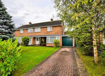 Thumbnail 3 bed property for sale in Chatsworth Drive, Louth, Lincolnshire