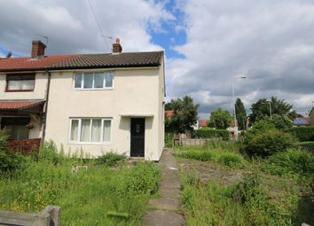 Thumbnail 2 bed terraced house for sale in Cornwall Crescent, Stockport