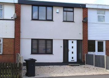 Thumbnail 3 bed terraced house to rent in Brades Road, Oldbury
