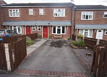 Thumbnail 2 bed town house for sale in Cowley Close, Ilkeston