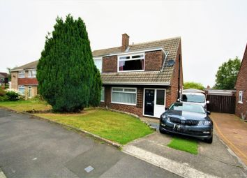 Thumbnail 3 bed semi-detached house for sale in Holyrood, Great Lumley, Chester Le Street
