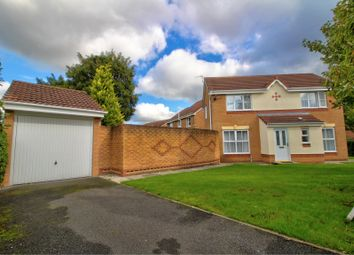 Thumbnail 3 bed detached house for sale in St. Johns Road, Worsley, Manchester