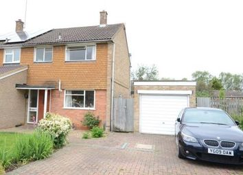Thumbnail 3 bedroom semi-detached house for sale in Valley Crescent, Wokingham, Berkshire