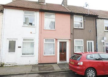 Thumbnail 1 bedroom terraced house for sale in Bevan Street West, Lowestoft