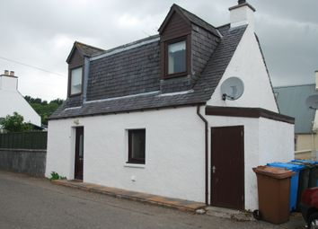 Thumbnail 1 bed cottage for sale in Dock, Black Isle