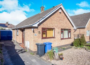 Thumbnail 2 bedroom detached bungalow for sale in Sundown Avenue, Littleover, Derby