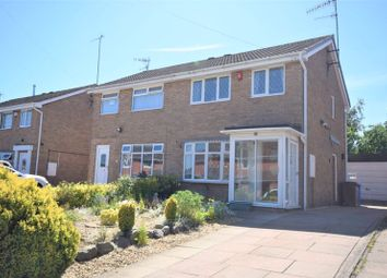 Thumbnail 3 bed semi-detached house for sale in Skellern Avenue, Bradeley, Stoke-On-Trent.
