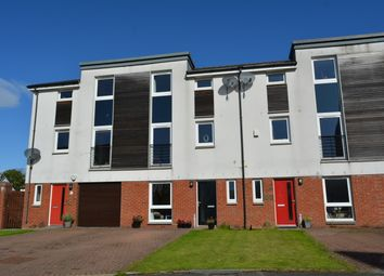 Thumbnail 3 bed town house for sale in 3 Craigend Close, Anniesland Glasgow