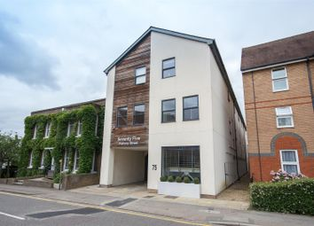 Thumbnail 2 bed flat to rent in Railway Street, Hertford