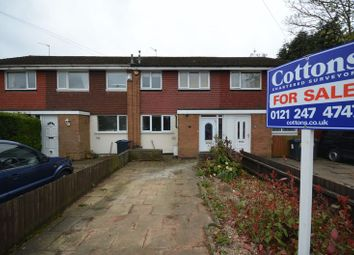 Thumbnail 3 bed terraced house for sale in Stonehouse Lane, Quinton, Birmingham