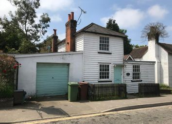 Thumbnail 2 bed detached house for sale in The Old Bakery, Queen Street, Sandhurst, Cranbrook, Kent