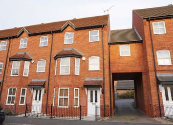 Thumbnail 3 bedroom town house to rent in East Water Crescent, Hampton Vale, Peterborough