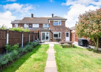 Thumbnail 3 bed semi-detached house for sale in Stanford-Le- Hope, Essex, .