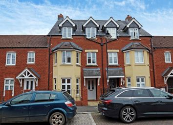Thumbnail 3 bed terraced house for sale in Burge Meadow, Cotford St Luke, Taunton, Somerset